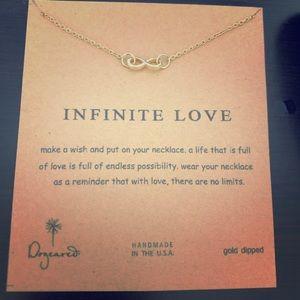Infinite love Dogeared necklace
